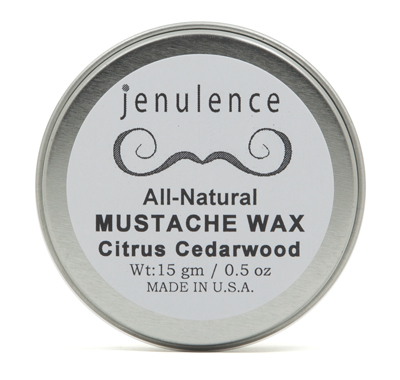 All-Natural Mustache Wax by Jenulence