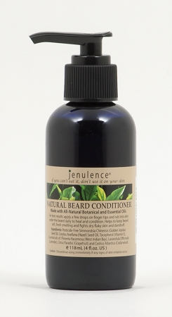 Natural Beard Conditioning Oil by Jenulence