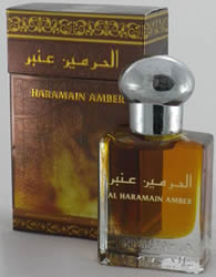 Al Haramain Amber - Oriental Perfume Oil [15 ml]