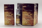 Smart Man - 6ml (.2oz) Roll-on Perfume Oil by Al-Rehab (Box of 6)