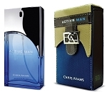 Active Man Eau De Parfum - Pour Homme (for men) 100ml Spray by Chris Adams