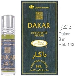 Dakar - 6ml (.2 oz) Perfume Oil  by Al-Rehab