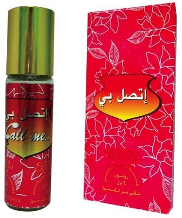 Call Me  (6 ml) - 6ml Roll On Perfume Oil by Nabeel