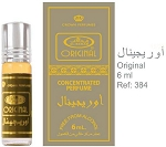 Original - 6ml (.2 oz) Perfume Oil  by Al-Rehab