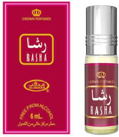 Rasha - 6ml (.2 oz) Perfume Oil  by Al-Rehab
