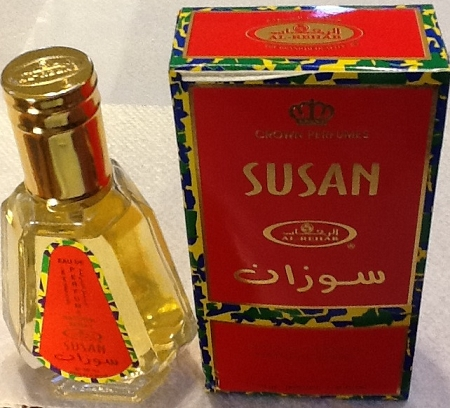 Susan- Al-Rehab Natural Perfume Spray- 50 ml (1.65 fl. oz)