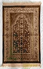 Safi Prayer Rugs - Design SA-D3 Brown - Design Spiegel - Design Plush
