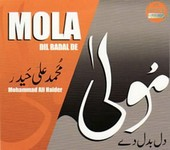 Mola- Dil Bal De (Audio CD by Mohammad Ali Haider)