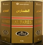 Al Fares - 6ml (.2oz) Roll-on Perfume Oil by Al-Rehab (Box of 6)