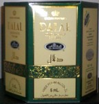 Dalal - 6ml (.2oz) Roll-on Perfume Oil by Al-Rehab (Box of 6)