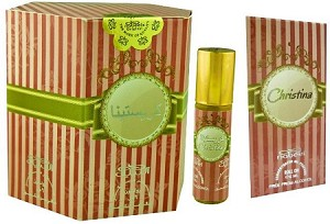 Christina - Box 6 x 6ml Roll-on Perfume Oil by Nabeel