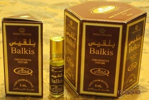 Balkis - 6ml (.2oz) Roll-on Perfume Oil by Al-Rehab (Box of 6)