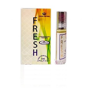 Fresh - 6ml (.2 oz) Perfume Oil  by Al-Rehab