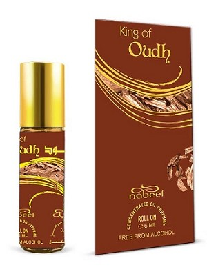 King of Oudh - 6ml Rollon Perfume Oil by Nabeel