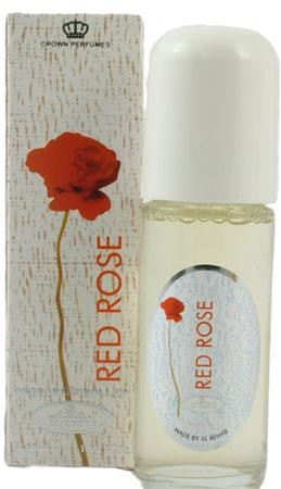 Red Rose Deodorant Roll-on by Al-Rehab (50ml)